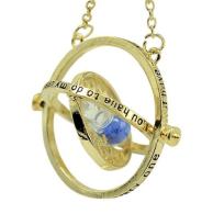 Time Turner Necklace - Gold